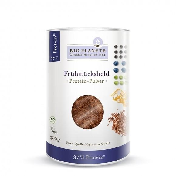 Frühstücksheld Bio Protein Pulver 300g