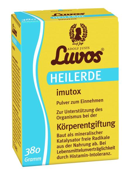 Luvos Heilerde imutox 380g Pulver