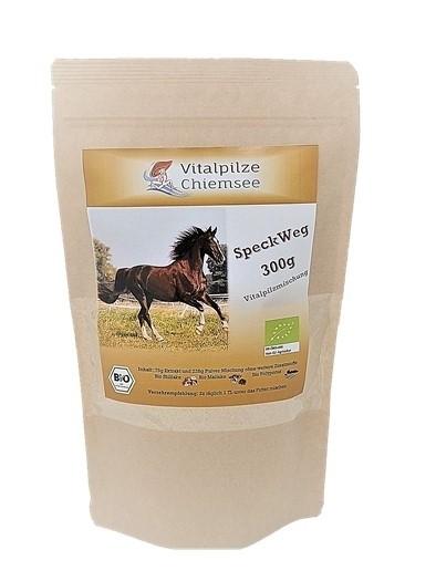 Pferde Vitalpilz Mischung SpeckWeg 300g im Doypack