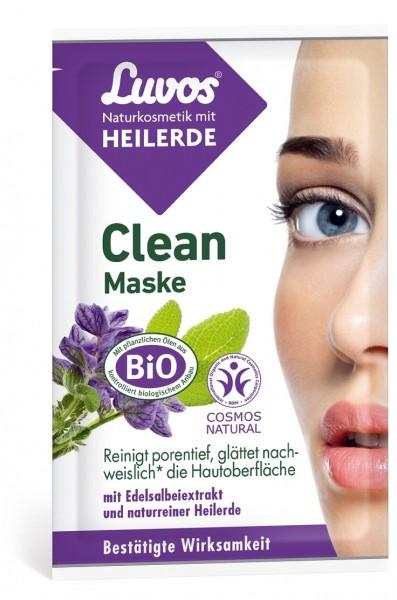 Luvos Creme Maske Clean 2x7,5ml