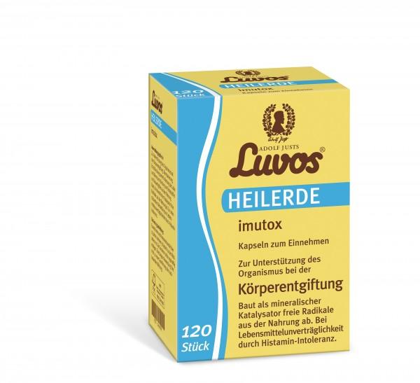 Luvos Heilerde imutox 120 Kapseln