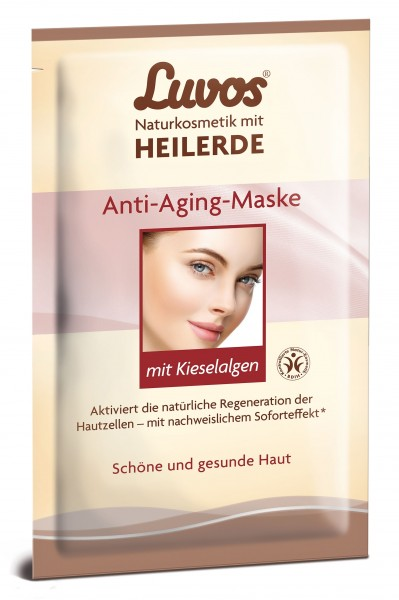 Luvos Creme Maske Anti Aging 2x7,5ml