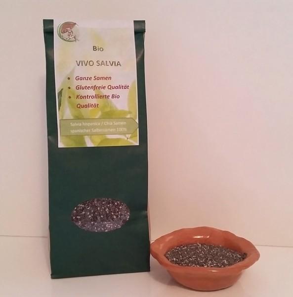 Vivo Salvia - Bio Chia Samen 300g