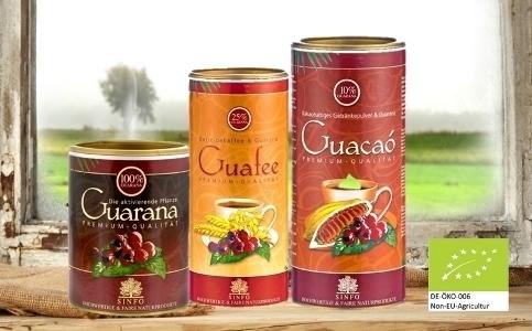Sinfo - Bio Guarana Produkte