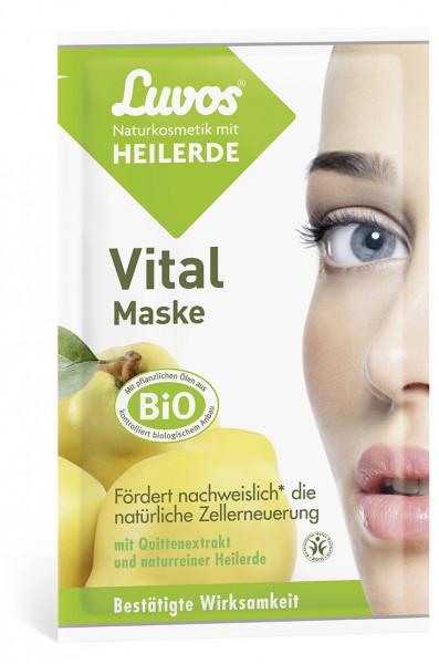 Luvos Creme Maske Vital 2x7,5ml