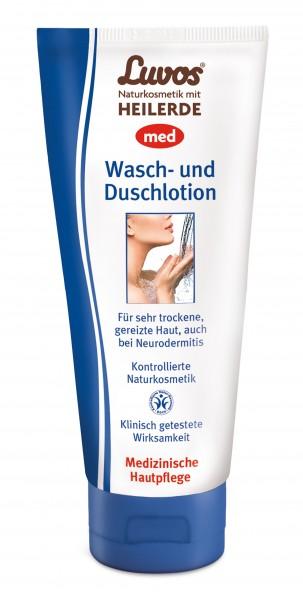 Luvos MED Dusch- und Waschlotion mit Heilerde200ml