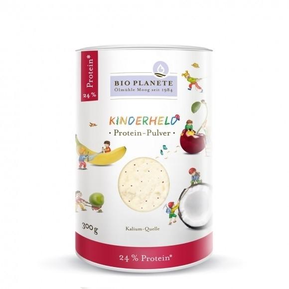 Kinderheld Bio Protein Pulver 300g