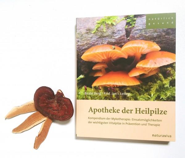 Apotheke der Heilpilze Literatur