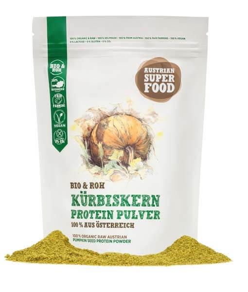 Bio & Roh Kürbiskern Protein Pulver 350g