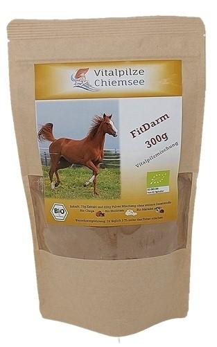 Pferde Vitalpilz Mischung FitDarm 300g im Doypack