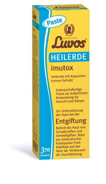 Luvos Heilerde imutox  370g Paste